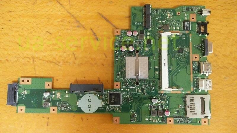 Материнська плата ноутбука Asus X553MA