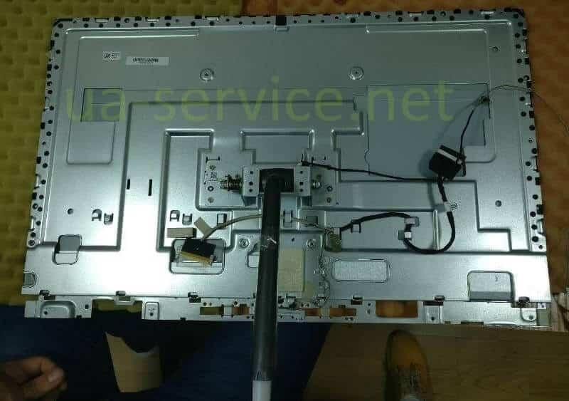 екранний модуль моноблока