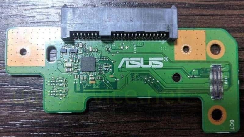 додаткова плата ноутбука Asus