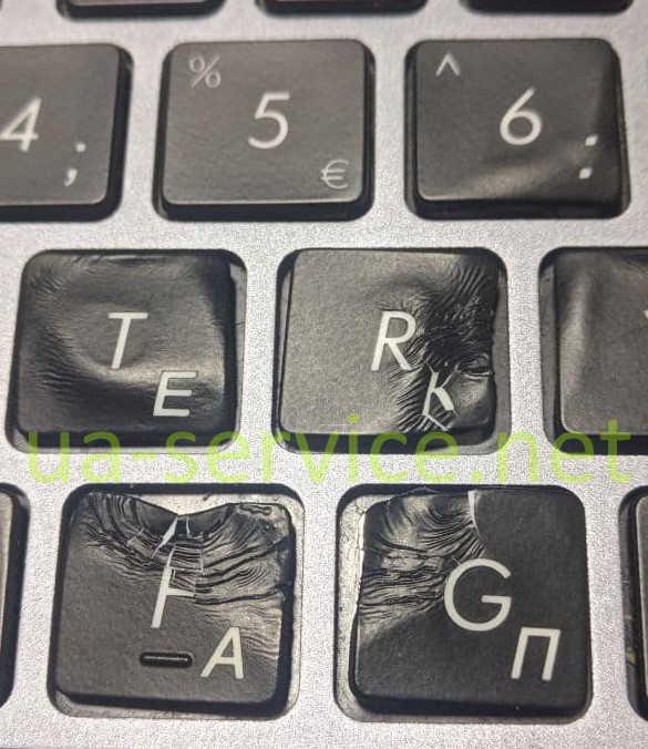 кнопки клавіатури
