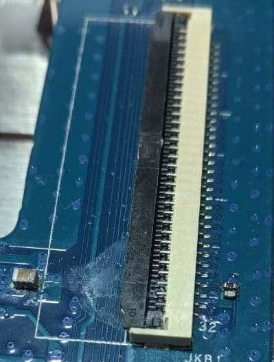 роз'єм клавіатури
