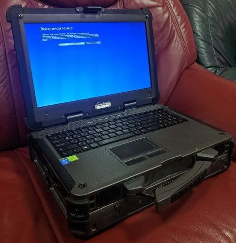 ноутбук Getac X500