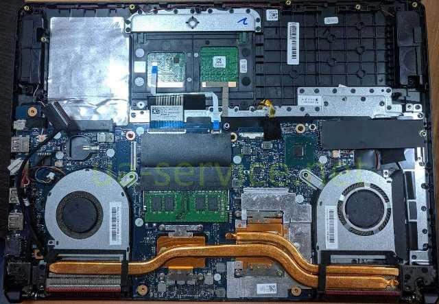 система охолодження Asus FX505