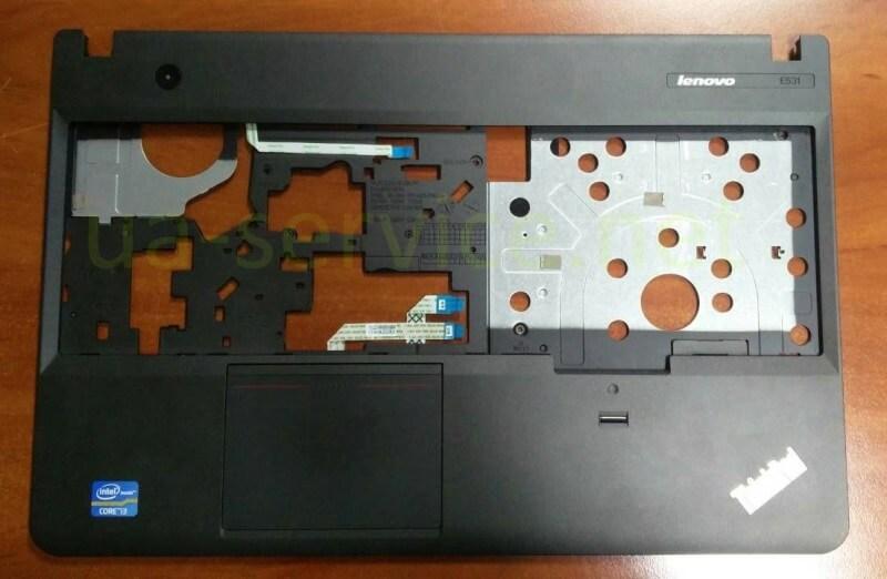 Верхній корпус для Lenovo ThinkPad E531