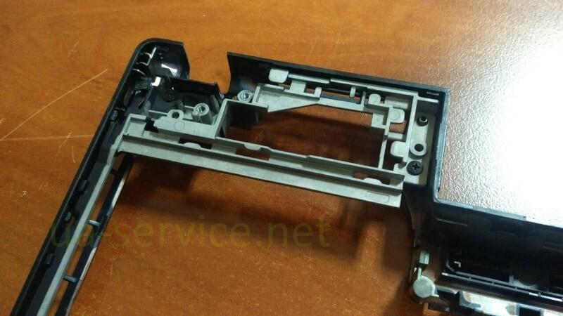 Кріпильні втулки корпусу Lenovo ThinkPad E531