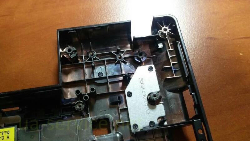 Кріпильні втулки корпусу для Lenovo ThinkPad E531