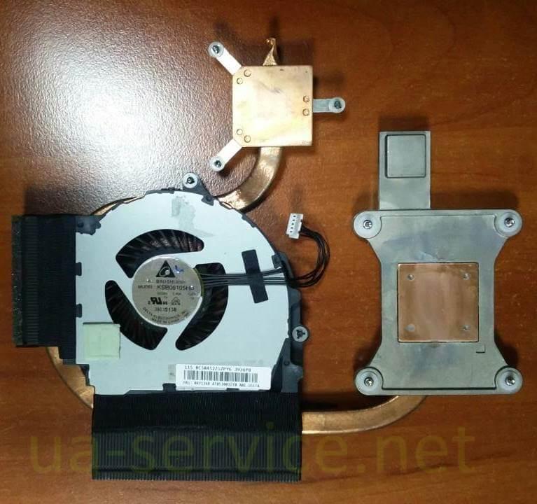 Система охолодження Lenovo E531