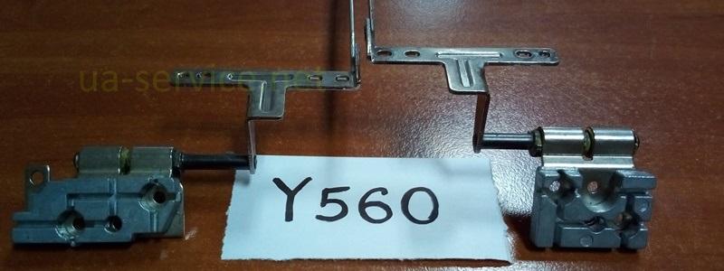 Петлі ноутбука Lenovo Y560